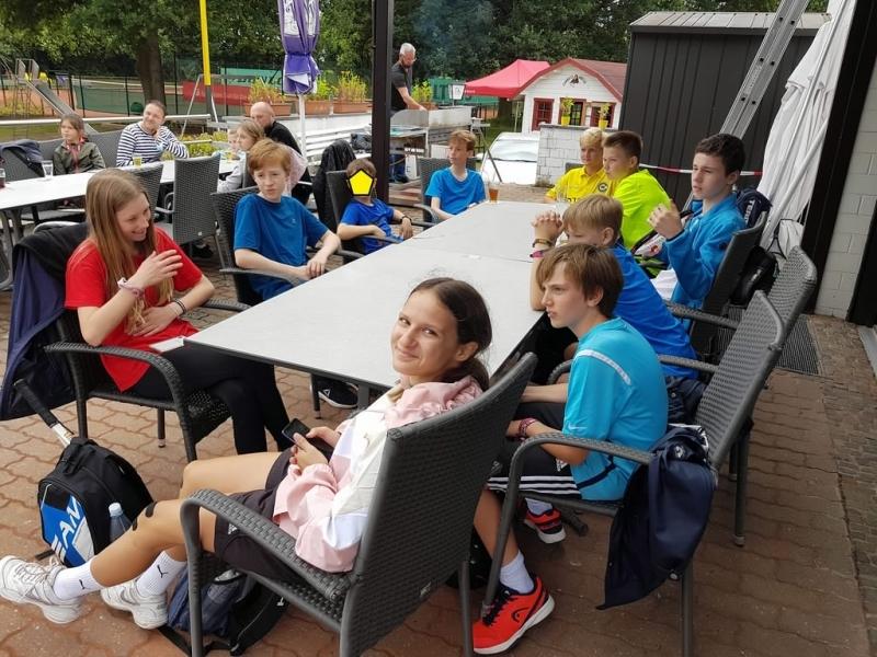 Tenniscamp 2021 Liebe Kids!