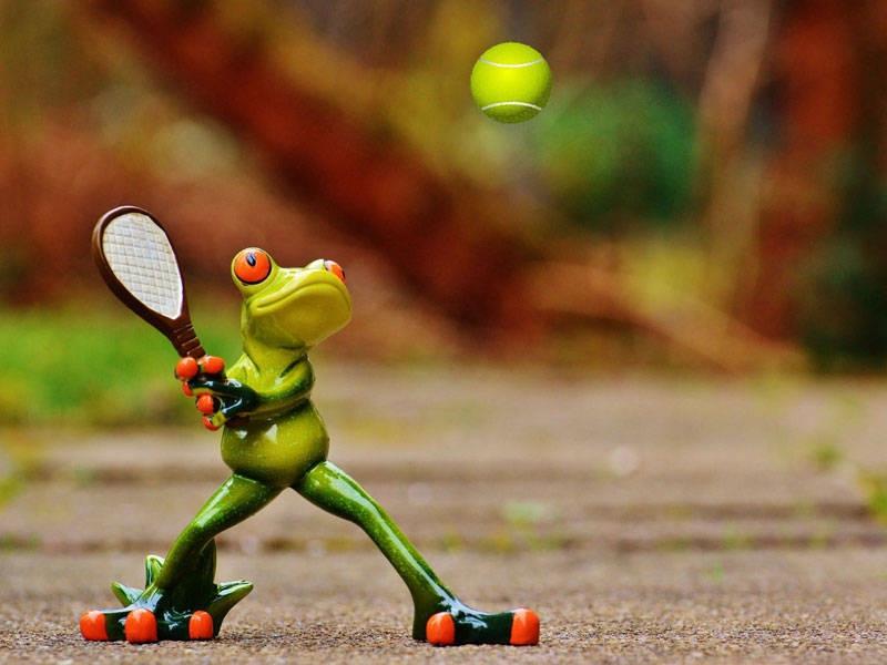 Tennis Camp 2019 für Kids
